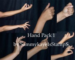 Hand Pack 1 by Sammykaye1sStamps