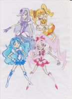 Heartcatching Precure! by Rona67