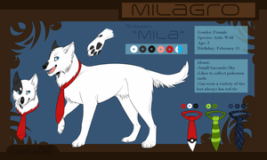 Milagro Contest Entry ref by Capukat