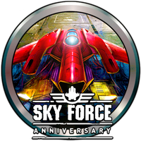 Sky Force Anniversary by POOTERMAN