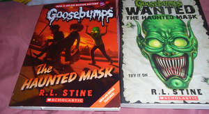 Goosebumps collection 3 by TMNTFAN85