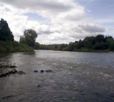River Seven in Tewkesbury ph2 by MagicalCrystal