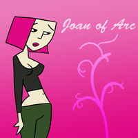 Joan of Arc - Clone High by dxprog
