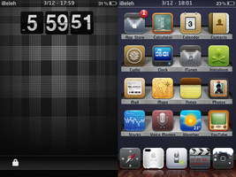 iPod Touch Screenshot No. 1 by gepalex