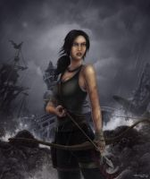 Brenton Wright Tomb Raider by BrentonWright