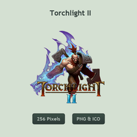 Torchlight II - Icon by ronn1e