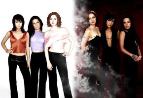 Good and Evil Charmed Ones by zachariah-the-great