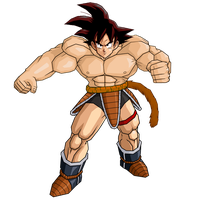 Fusion from Two Brothers by GokuGarlic