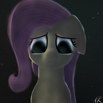 Sorrow of Shy by FluttzKrieg
