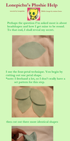 Plushie Tutorial 1 by Glacdeas