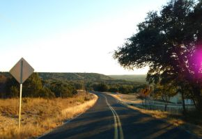 Hill Country Road by TheGerm84