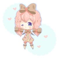 My Updated OC by lilCocoBear