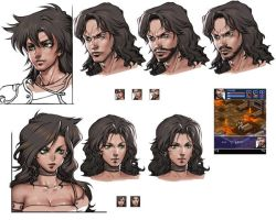 Portraits for RPG by windship