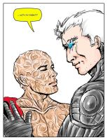 Cable Deadpool pg2 by asreal01