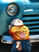 Luv My Hot Rod by zombieguy