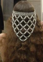 Byzantine Web Headdress by Moatis