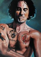 Robert de Niro in Cape Fear 1991 by PaulMeijering
