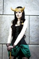 Lady Loki_2 by TessCarlisle