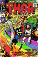 Thor Anniversary Gift by markwelser
