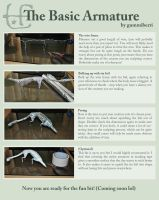 Basic Armature Tutorial by gummiberri
