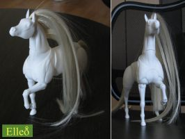 BJD Horse doll 08 by leo3dmodels