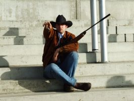 Cowboy stock 30 by Random-Acts-Stock