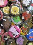 Free Pinback Buttons! by egyptianruin