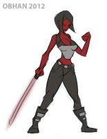 Sith Quick Sketch by Obhan