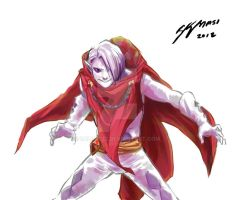 Ghirahim? More like... by SkiM-ART