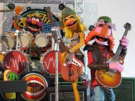 Muppet Show - Electric Mayham 01 by McMuth