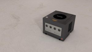 Nintendo Gamecube by 100SeedlessPenguins