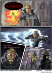ST#099: Flames of the First Fight! Waterworks! by SmashToons