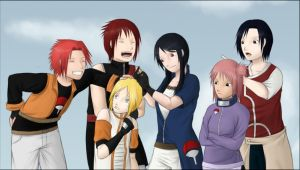 AT: Reviving the Uchiha-Clan by Kumkrum