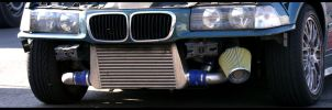 BMW Intercooler - Drift Unit by DjN3oX