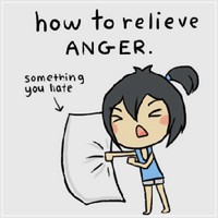 How To Relieve Anger ... by Hana-181