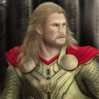 Thor by Unreal-Forever