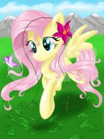Soft Landing by Sunshineshiny