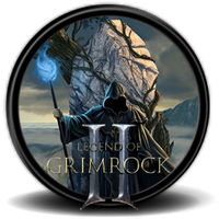 Legend of Grimrock II  - Icon by Blagoicons