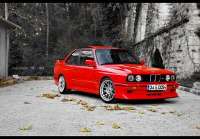 BMW E30 M3 by rugzoo