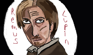 Remus Lupin by Fran48
