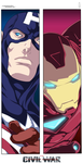 Captain America: Civil War by IITheDarkness94II