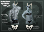 The Most Simple Shoulder/Hip Guide EVER! by Ashetoret