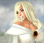 My Next 25...  Emma Frost 2 by EthereaS