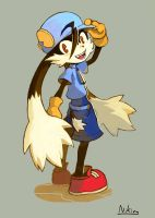 Klonoa by Niking