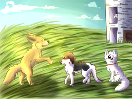 Welcome To Dogcraft! by Schuffles
