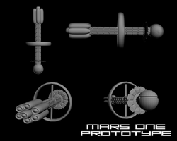 Mars One Prototybe by JayPrower
