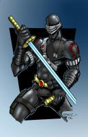 Snake EYES by rantz