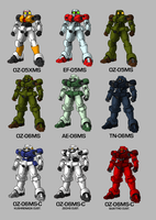 Leo Lineup 1 by Norsehound