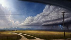 Stormy Plains by itismeuno