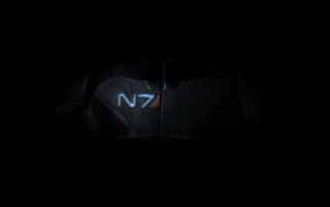 Mass Effect 3 N7 1440x900 by lukemat